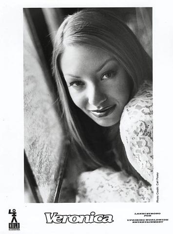 Veronica Promo Print