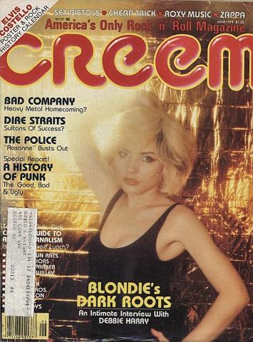 Creem Magazine June 1979