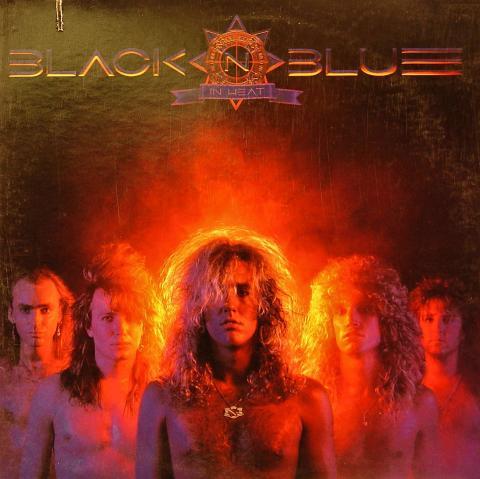 """Black 'N Blue Vinyl 12"""""""