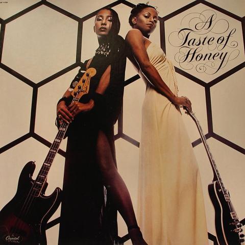 """A Taste Of Honey Vinyl 12"""""""