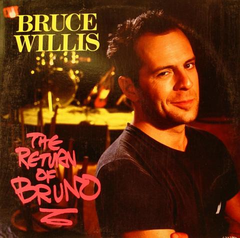 "Bruce Willis Vinyl 12"" (Used)"