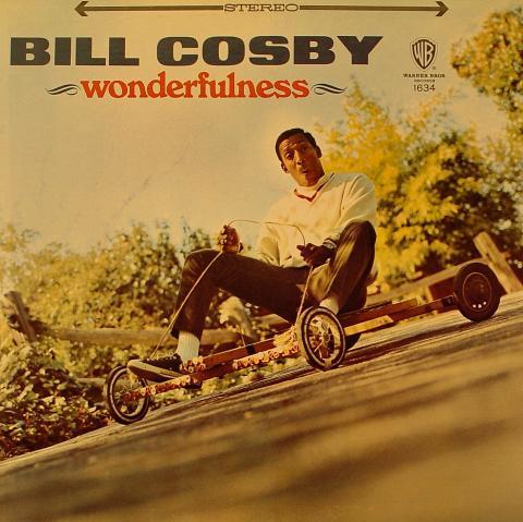 """Bill Cosby Vinyl 12"""""""