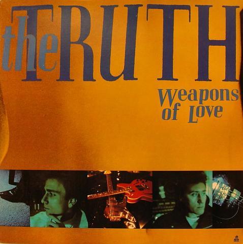 "The Truth Vinyl 12"""