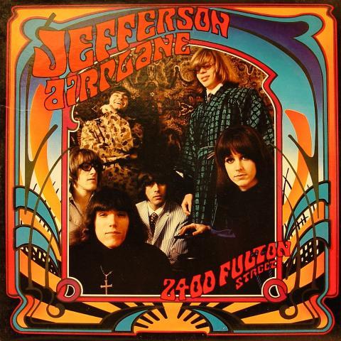"Jefferson Airplane Vinyl 12"""