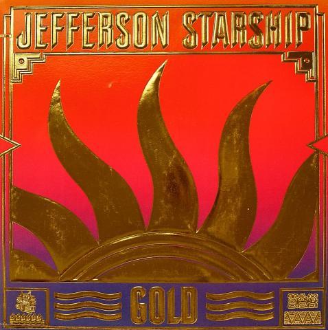 "Jefferson Starship Vinyl 12"""