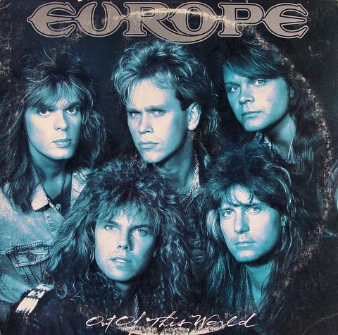 """Europe Vinyl 12"""""""