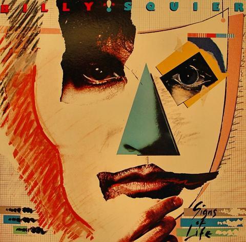 """Billy Squier Vinyl 12"""""""