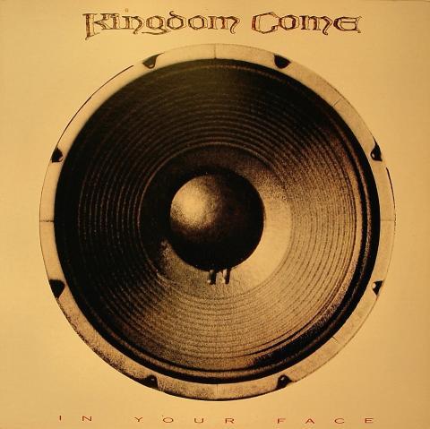 "Kingdom Come Vinyl 12"""