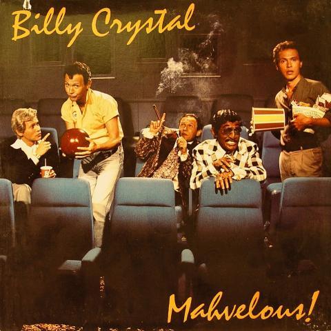 """Billy Crystal Vinyl 12"""""""