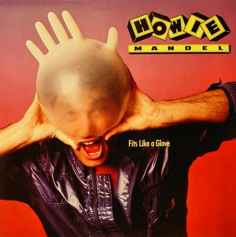 """Howie Mandel Vinyl 12"""""""
