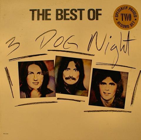"""Three Dog Night Vinyl 12"""""""