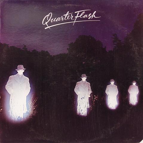 """Quarterflash Vinyl 12"""""""