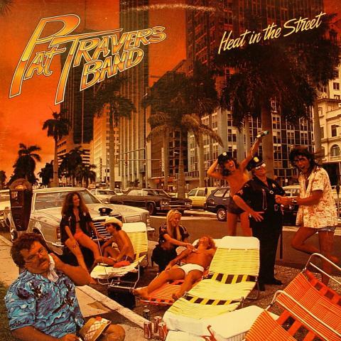 "Pat Travers Band Vinyl 12"" (Used)"
