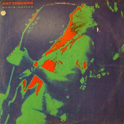 "Pat Travers Vinyl 12"" (Used)"