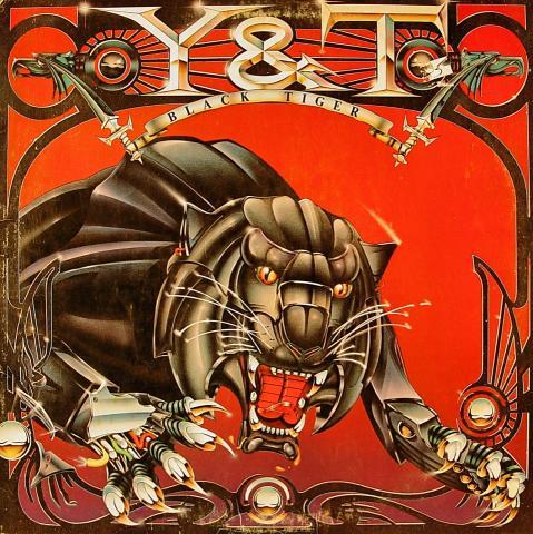 """Y&T Vinyl 12"""""""
