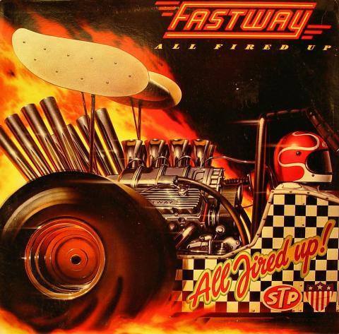 """Fastway Vinyl 12"""""""