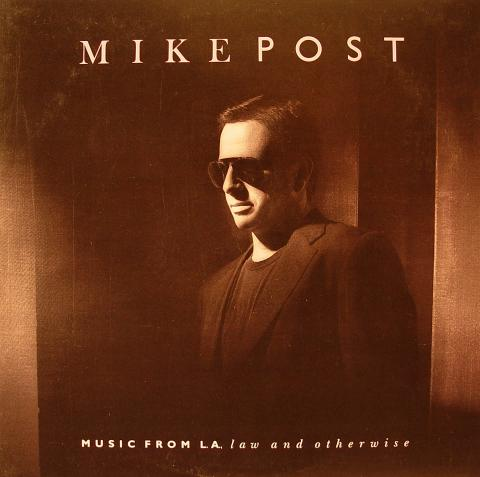 "Mike Post Vinyl 12"""