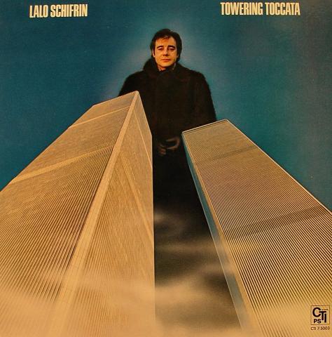 "Lalo Schifrin Vinyl 12"""