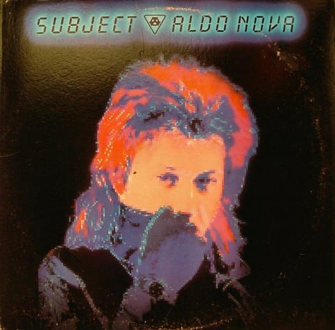 """Aldo Nova Vinyl 12"""""""