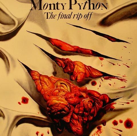 """Monty Python Vinyl 12"""""""