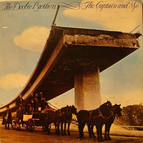 """The Doobie Brothers Vinyl 12"""""""