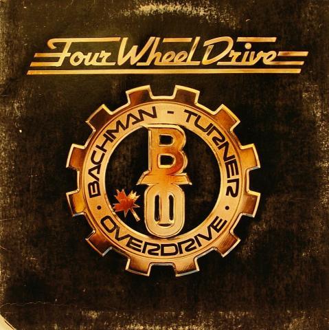 """Bachman-Turner Overdrive Vinyl 12"""""""