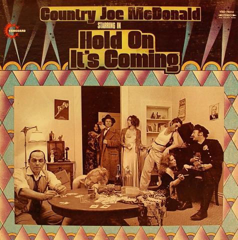 """Country Joe McDonald Vinyl 12"""""""
