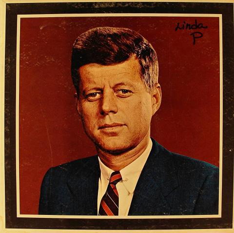 "John F. Kennedy Vinyl 12"""