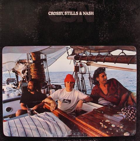 Crosby, Stills & Nash Vinyl 12""