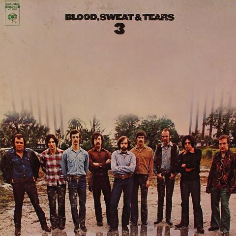 Blood, Sweat and Tears Vinyl 12""
