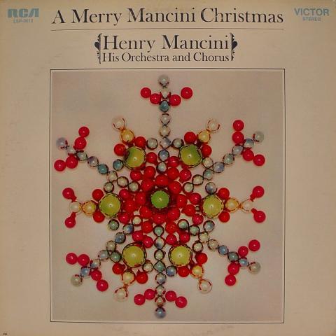 "Henry Mancini His Orchestra and Chorus Vinyl 12"""