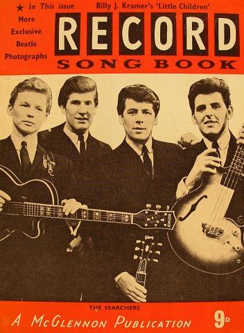 Record Song Book