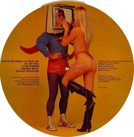 "The Adventures of Sodaman Vinyl 12"""