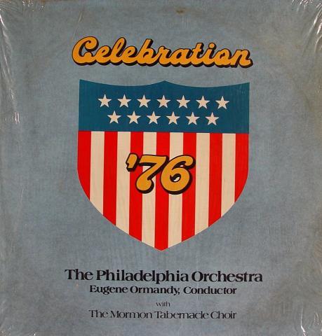 """Celebration '76 Vinyl 12"""""""