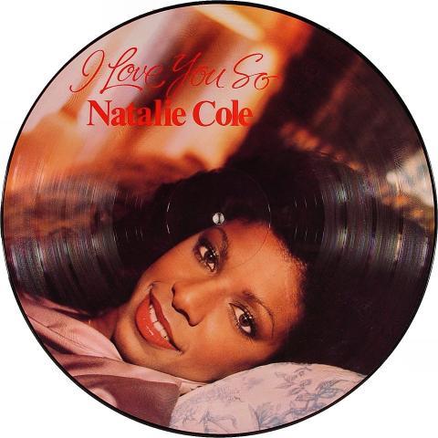 """I Love You So Vinyl 12"""""""