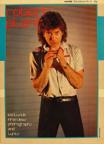 Robert Plant Program