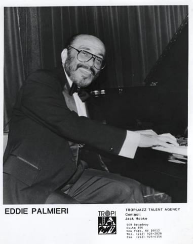 Eddie Palmieri Promo Print