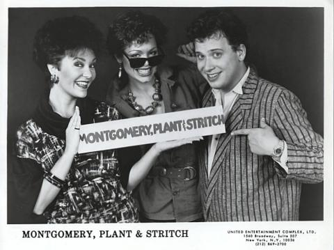 Montgomery Plant and Stritch Promo Print