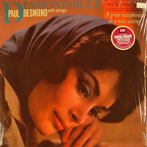 "Paul Desmond Vinyl 12"""
