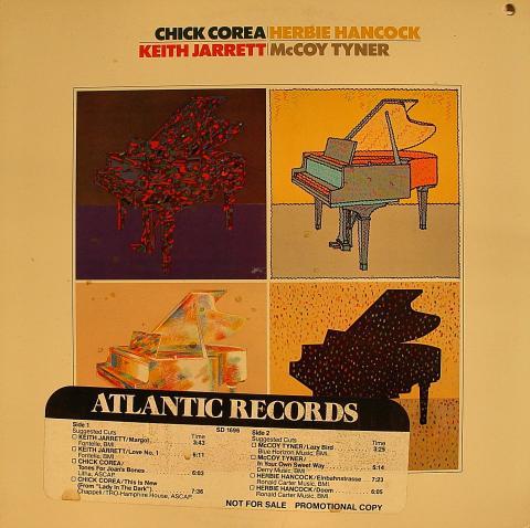 "Chick Corea Vinyl 12"""