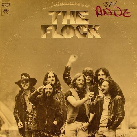 """The Flock Vinyl 12"""""""