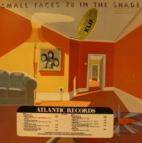 """The Small Faces Vinyl 12"""""""