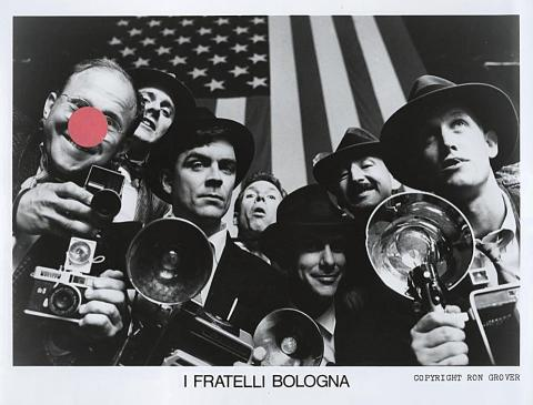 I Fratelli Bologna Promo Print