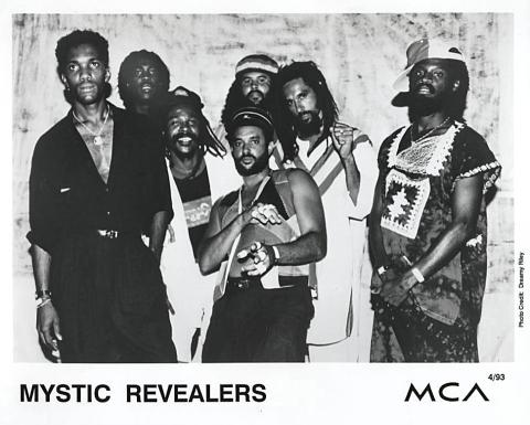 Mystic Revealers Promo Print