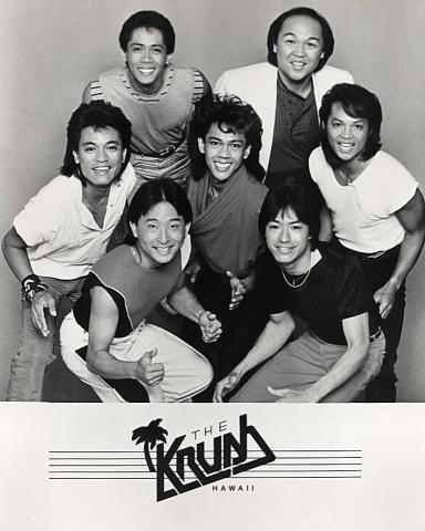 The Krush Promo Print