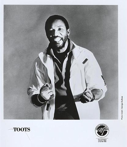 Toots Promo Print