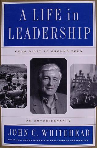 A Life In Leadership: From D-Day To Ground Zero