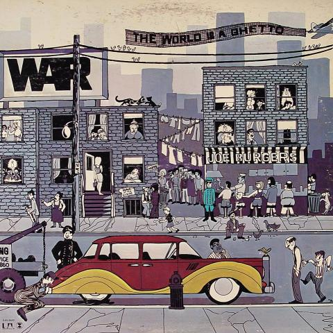 "War Vinyl 12"""
