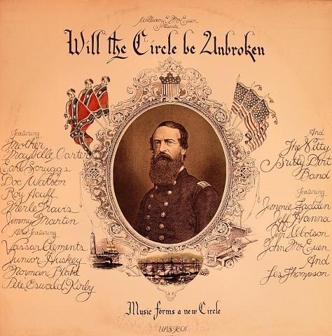 "Will The Circle Be Unbroken Vinyl 12"""