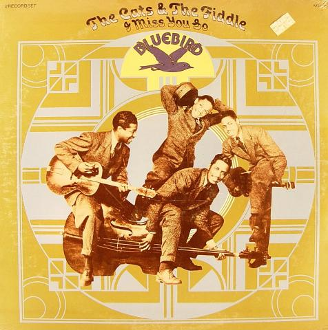 """The Cats And The Fiddle Vinyl 12"""" (New)"""